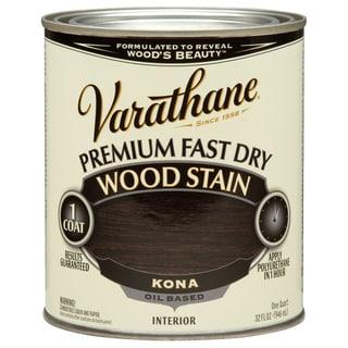 Varathane 262010 1 Qt. Kona Fast Dry Wood Stain