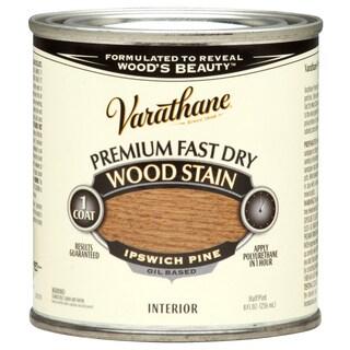 Varathane 262031 1/2 Pint Ipswich Pine Fast Dry Wood Stain