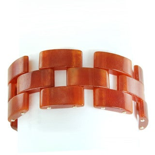 One-of-a-kind Michael Valitutti Carnelian Bracelet