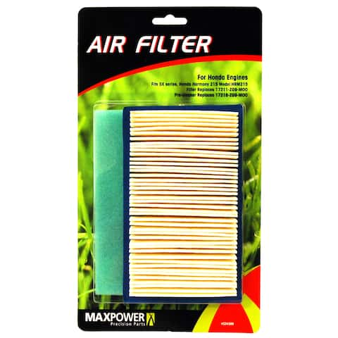 Maxpower 334386 Air Filter For Honda