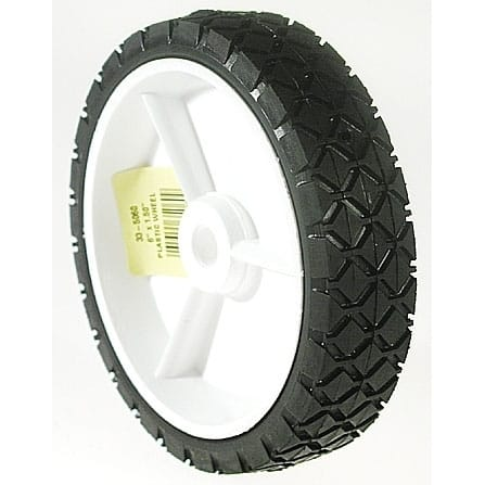 Maxpower 335080 8 inches x 1.75 Inches Plastic Lawn Mower Wheel
