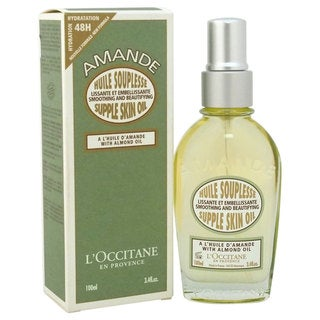 L'Occitane Almond 3.4-ounce Firming and Softening Supple Skin Oil