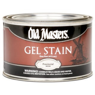 Old Masters 80508 1 Pint Provincial Gel Stain