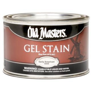Old Masters 80608 1 Pint Early American Gel Stain