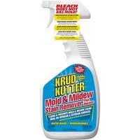 Krud Kutter MS32/4 32 Oz Mold & Mildew Stain Remover