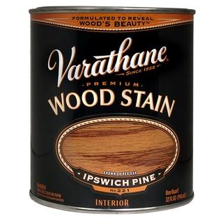Varathane 211714H 1 Quart Ipswich Pine Varathane Premium Wood Stain