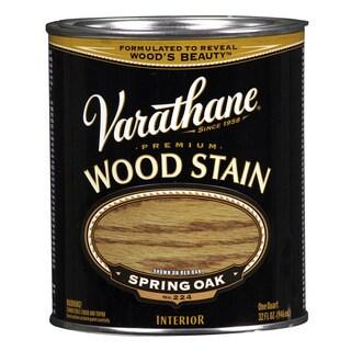 Varathane 211715H 1 Quart Spring Oak Varathane Premium Wood Stain