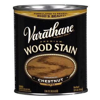 Varathane 211721H 1 Quart Chestnut Varathane Premium Wood Stain