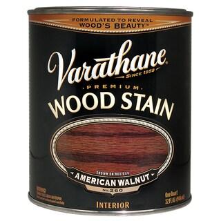 Varathane 211727H 1 Quart American Walnut Varathane Premium Wood Stain