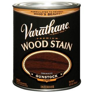 Varathane 211728H 1 Quart Gunstock Varathane Premium Wood Stain