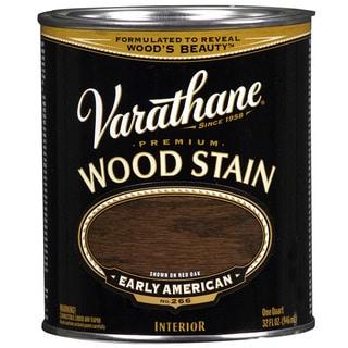 Varathane 211729H 1 Quart Early American Varathane Premium Wood Stain