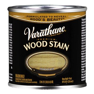 Varathane 211800 1/2 Pint Red Oak Varathane Premium Wood Stain