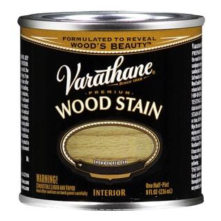 Varathane 211801 1/2 Pint Red Mahogany Varathane Premium Wood Stain