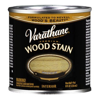 Varathane 211802 1/2 Pint Red Chestnut Varathane Premium Wood Stain