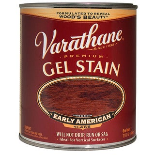Varathane 224502 1/2 Pint Early American Gel Stain