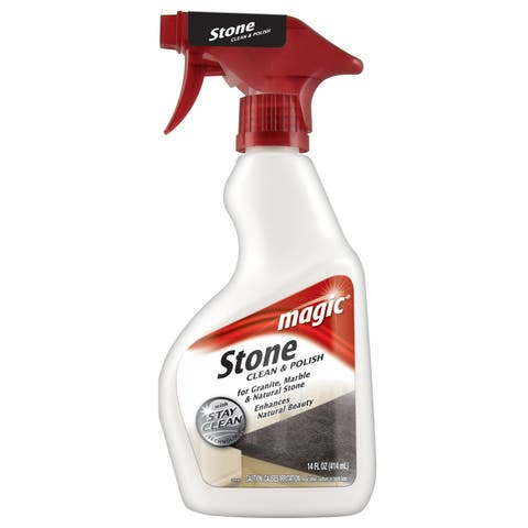 Magic 3071 14 Oz Stone Clean & Polish