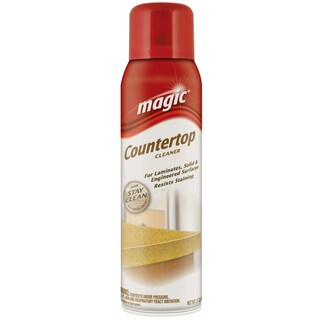 Magic 3064 17 Oz Magic-countertop Cleaner With Stay Clean Technology