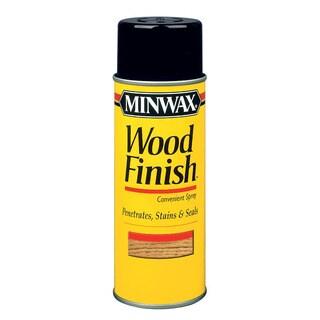 Minwax 32150 11.5 Oz Wood Finish Red Oak Wood Stain Aerosol Spray