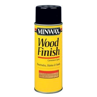 Minwax 32716 12 Oz Wood Finish Dark Walnut Wood Stain Aerosol Spray