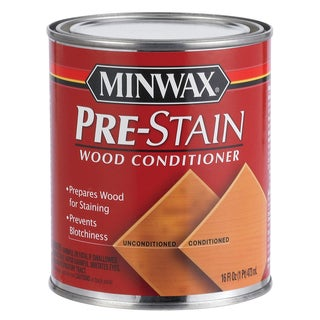 Minwax 41500 1 Pint Pre-Stain Wood Conditioner