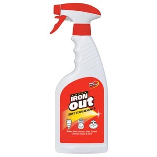 Iron Out LI0616PN 16 Oz Super Iron Out Rust Stain Remover