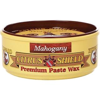 Howard CS5014 11 Oz Mahogany Citrus-Shield Premium Paste Wax