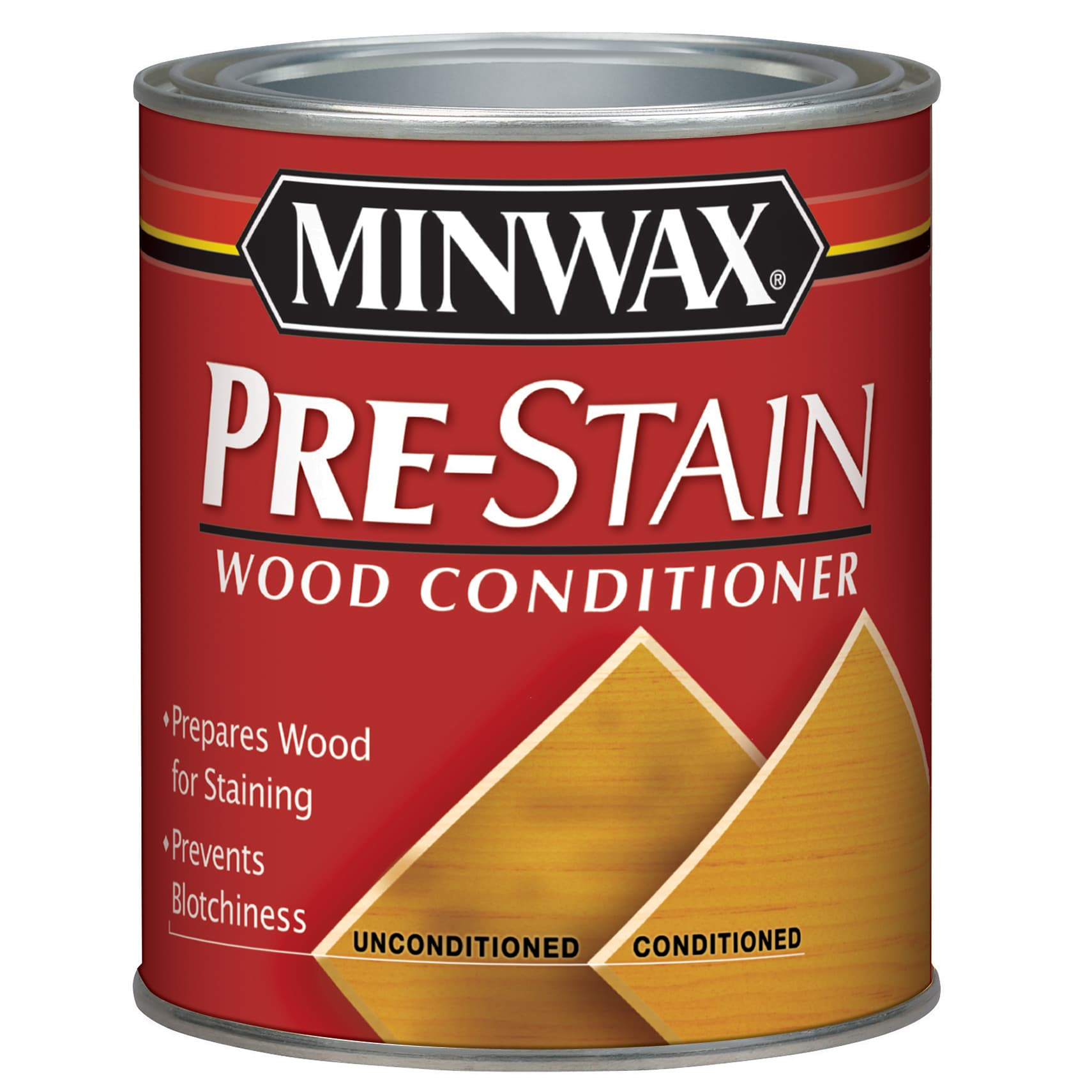 Minwax 61851 1 Qt Pre-Stain Wood Conditioner (Interior St...