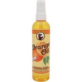 Howard OR0008 8 Oz Orange Oil Furniture Polish Spray