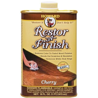 Howard RF9016 16 Oz Cherry Restor-A-Finish