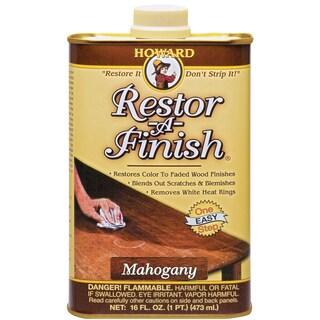 Howard RF5016 16 Oz Mahogany Restor-A-Finish