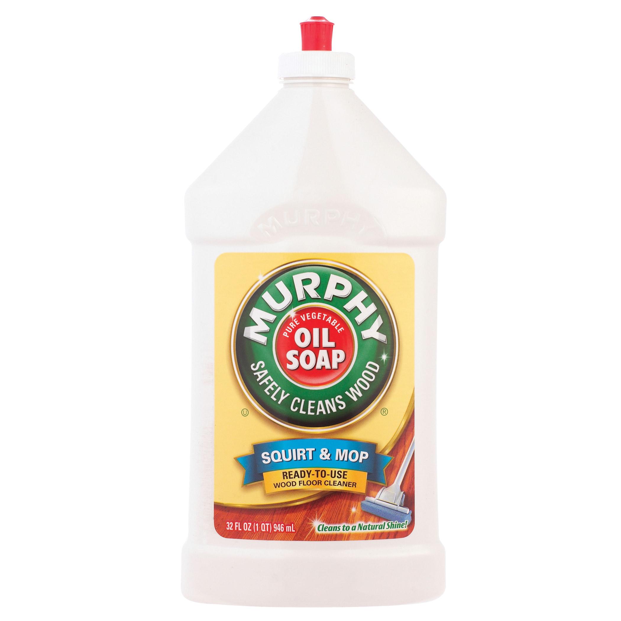 Murphys Oil 01150 Murphy Just Squirt & Mop Floor Cleaner ...