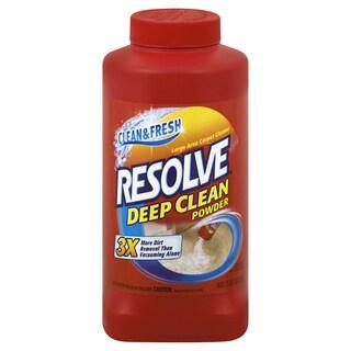 Resolve 81760 Resolve Deep Clean Powder