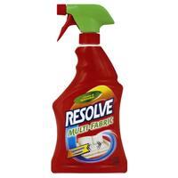 Resolve 79838 22 Oz Resolve Multi Fabric Upholstery Cleaner