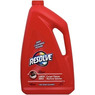Resolve 75531 48oz Resolve Carpet Cleaner Concentrate For Steam Machines