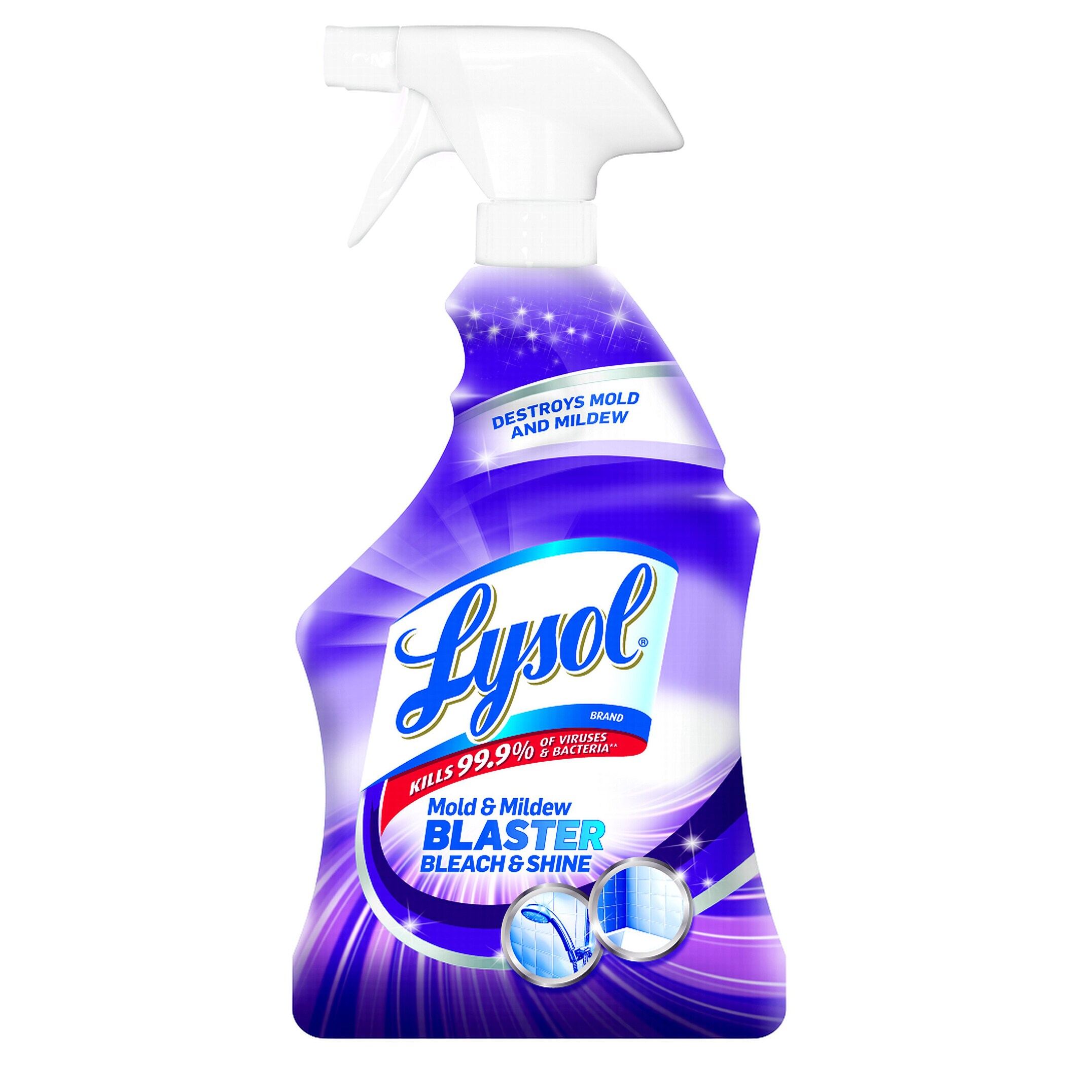 LYSOL 78915 32 Oz Mold & Mildew Blaster With Bleach (Lyso...