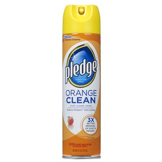SC Johnson 72373 9.7 Oz Orange Clean Pledge