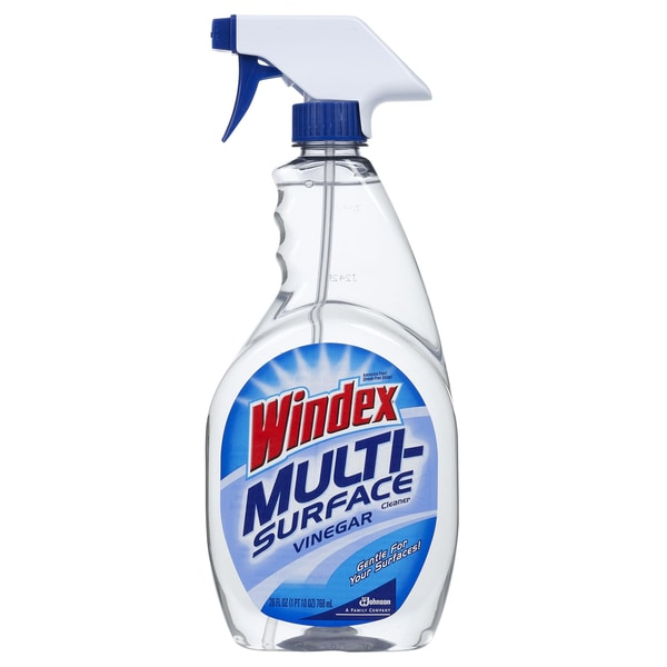 Windex 70255 26 Oz Multi Surface Cleaner With Vinegar