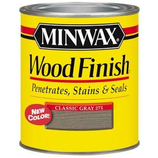 Minwax 70048 1 Quart Classic Gray Interior Stain