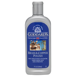 Goddards 708184 7 Oz Brass & Copper Polish