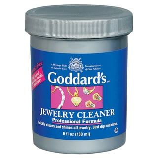 Goddards 707885 6 Oz Jewelry Cleaner