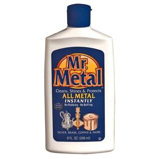 Mr Metal 707284 8 Oz Metal Polish