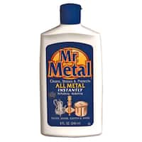 Mr Metal 707284 8 Oz Metal Polish