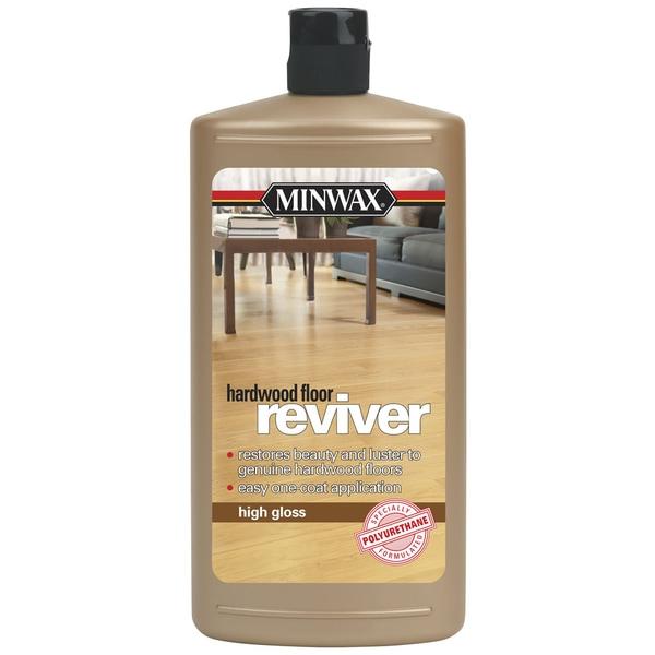 Minwax 609504444 32 Oz High Gloss Reviver Hardwood Floor
