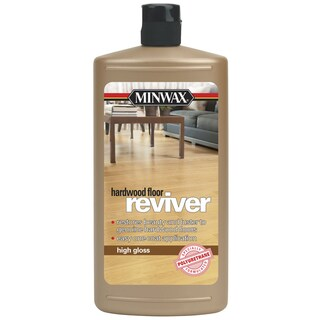 Minwax 609504444 32 Oz High Gloss Reviver Hardwood Floor Restorer