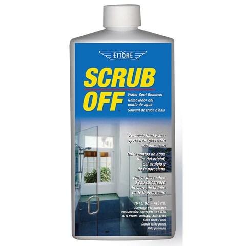 Ettore 30161 Scrub Off Water Spot Remover