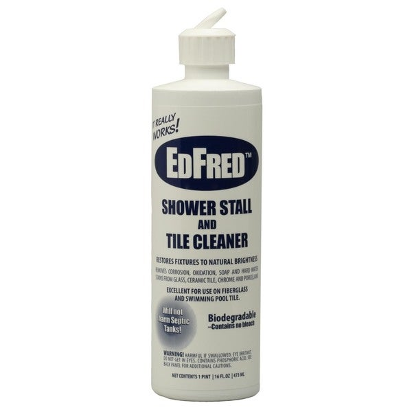 Shop Ed Fred Corporation 63817 16 Oz Shower Stall Amp Tile