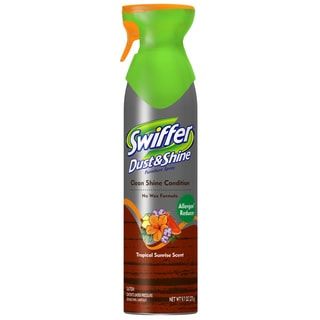 Swiffer 81696 9.7 Oz Tropical Sunrise Swiffer Dust & Shine Polish