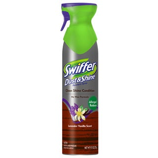 Swiffer 81618 9.7 Oz Lavender Vanilla Swiffer Dust & Shine Polish