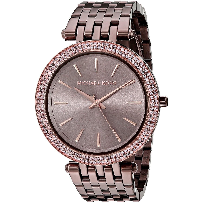 2a68a168e9b Leather Michael Kors Women s Watches