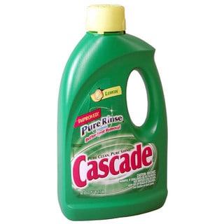 Cascade 40151 Cascade Pure Rinse Formula Dishwasher Gel